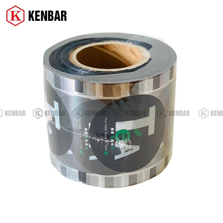 Dc Cuộn Màn Tea Đen 3k 2.400 Ly - Kenbar