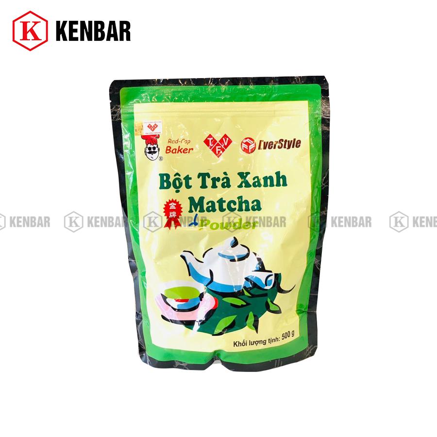Matcha Đai Loan 500g - Kenbar