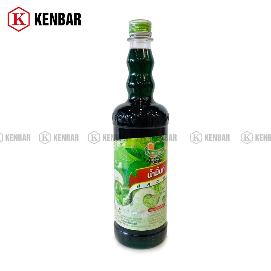 Dingfong Bạc Hà 750ml - Kenbar