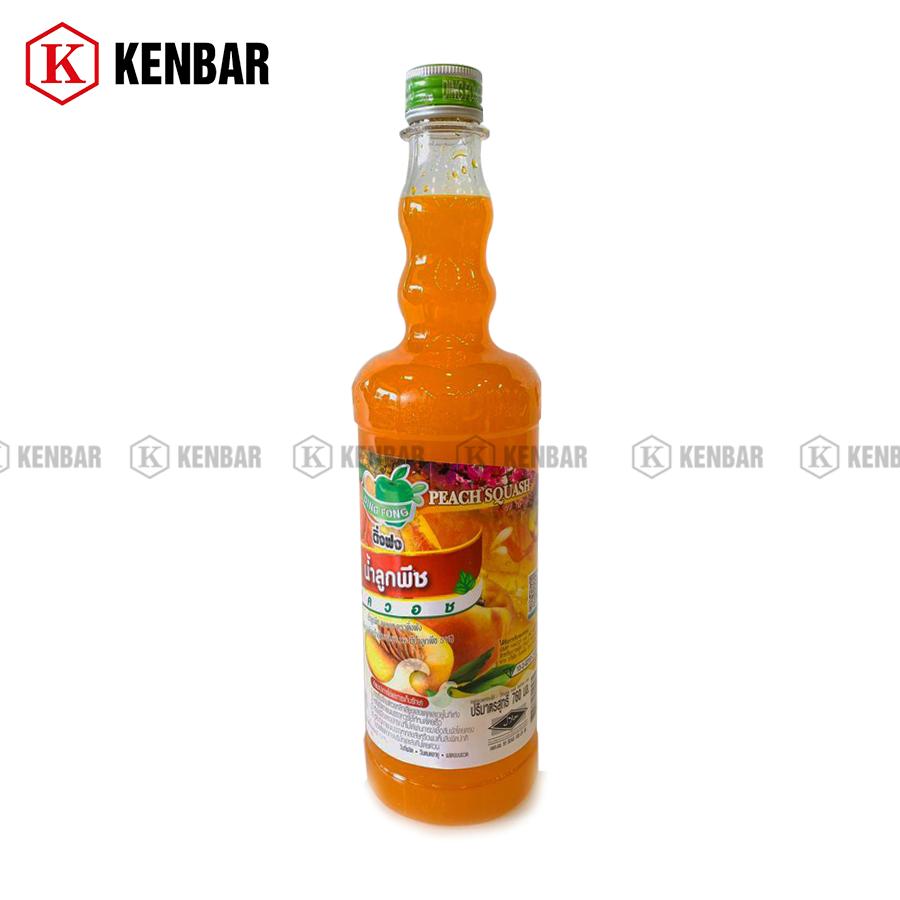 Dingfong Đào 750ml - Kenbar