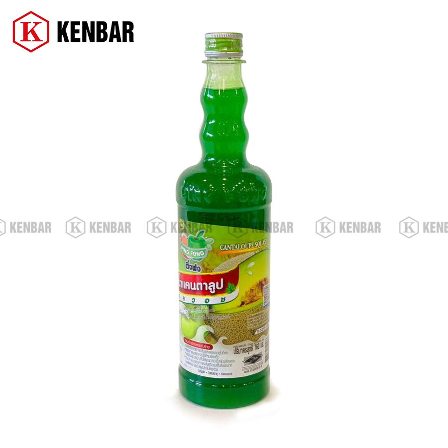 Dingfong Dưa Lưới 750ml - Kenbar