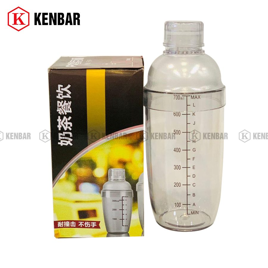 Dc Bình Lắc Nhựa Cao Cấp 700ml - Kenbar