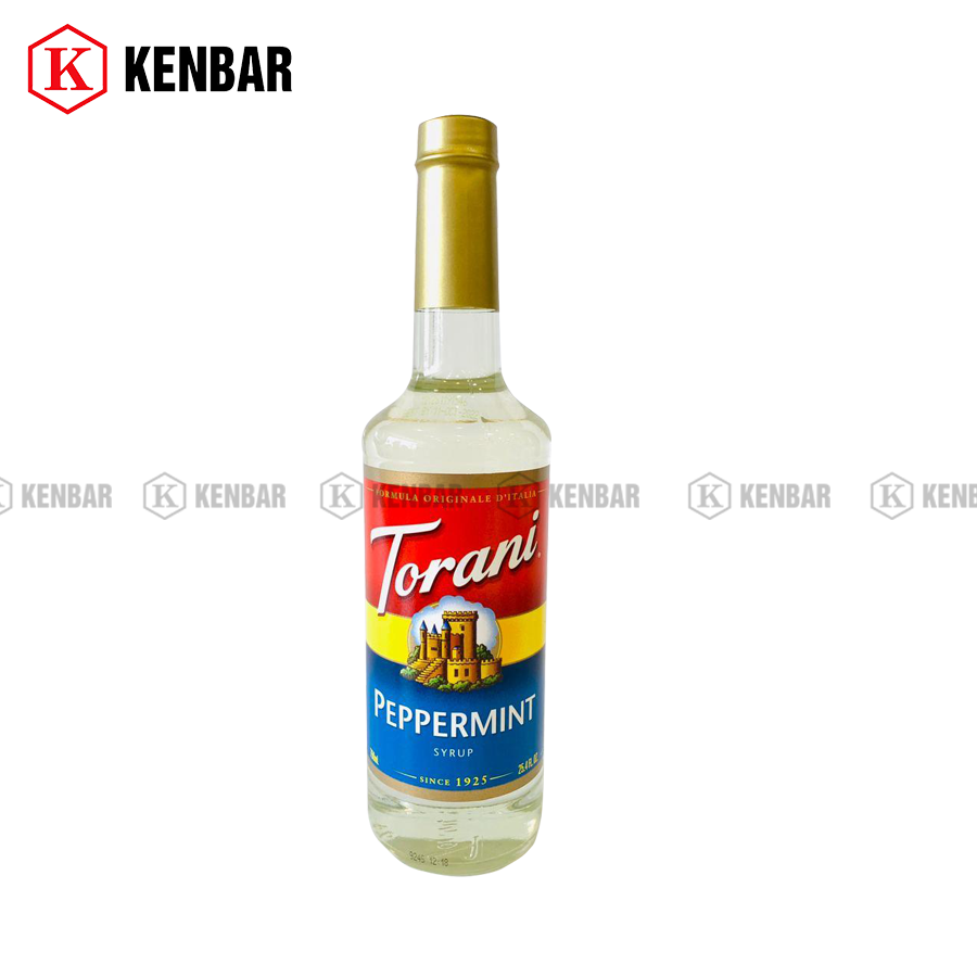 Torani Bạc Hà Trắng - Kenbar