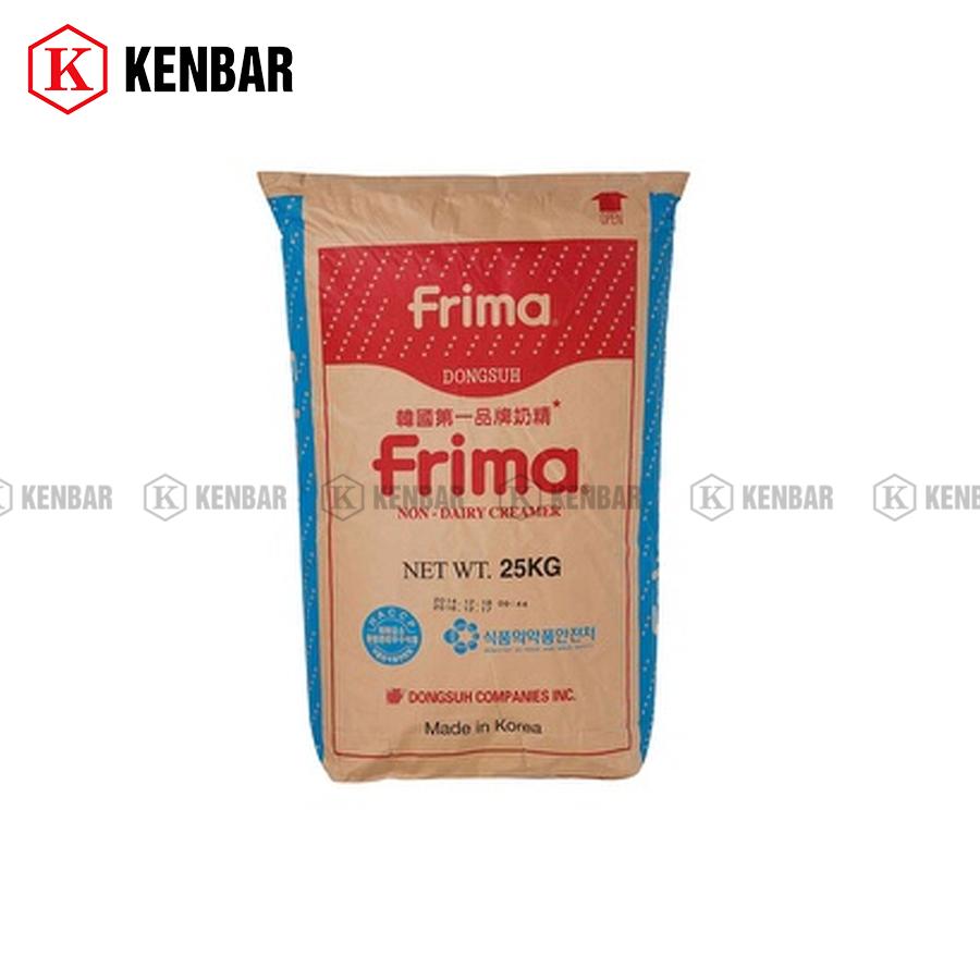 Bột Béo HQ Frima Bao 25kg - Kenbar