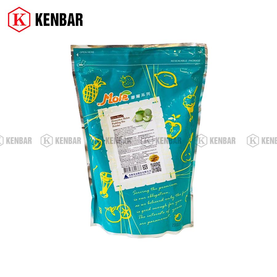 Bột Mole Flan/Pudding Dưa Lưới 1kg - Kenbar