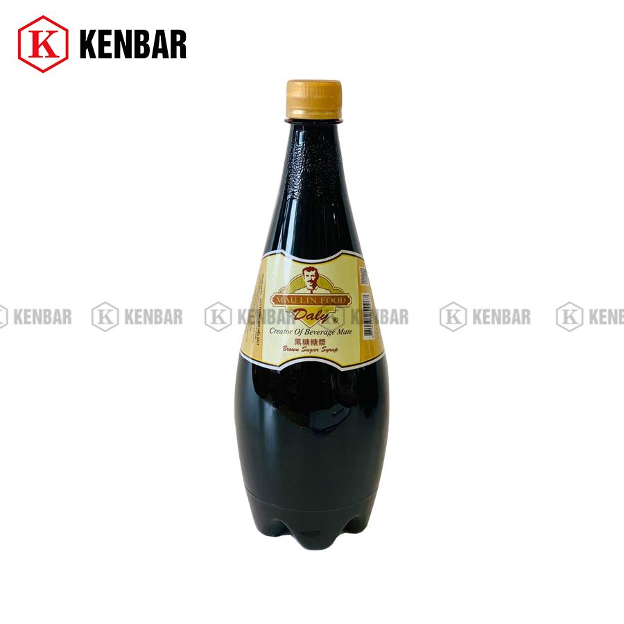 Syrup Daly Đường Đen 1.28kg - Kenbar