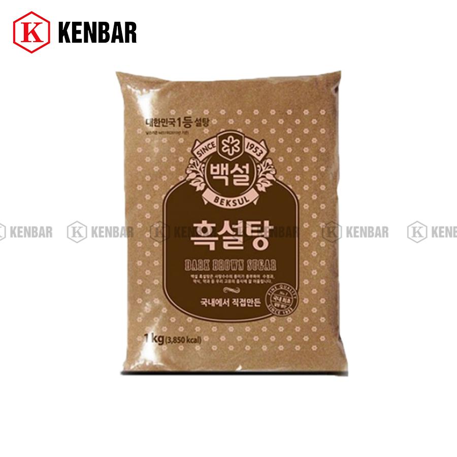 Đường Đen Hàn Quốc 1kg - Kenbar