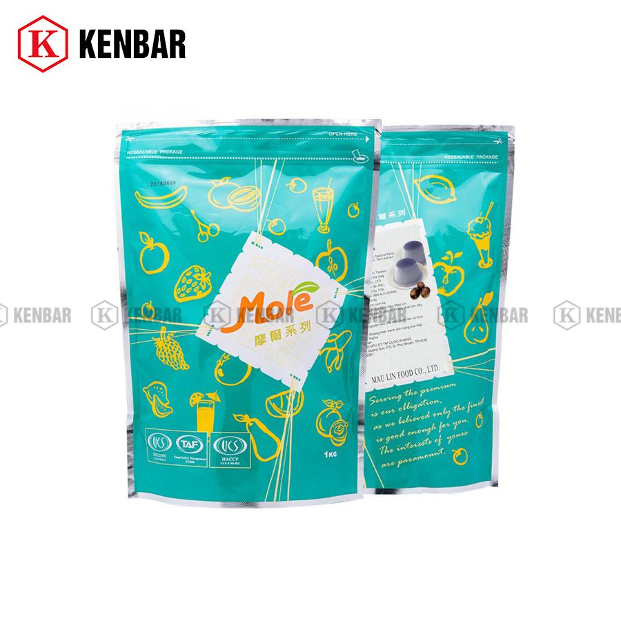 Bột Mole Flan/Pudding Khoai Môn 1kg - Kenbar