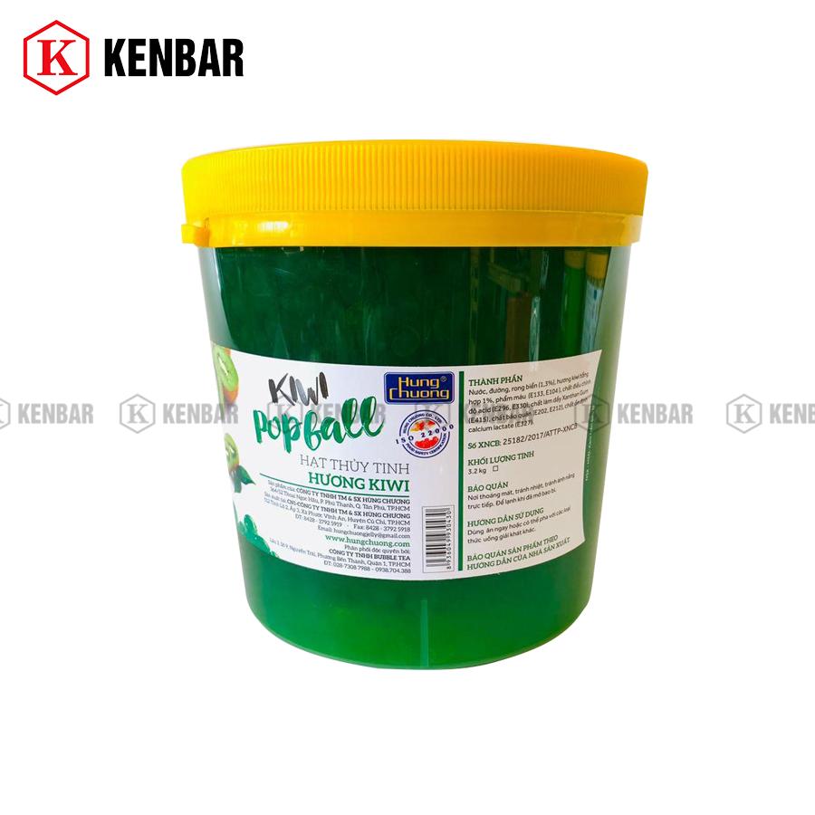Thủy Tinh Hùng Chương Kiwi 3,2kg - Kenbar
