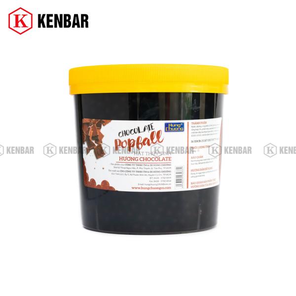 Thủy Tinh Hùng Chương Chocolate 3,2kg - Kenbar