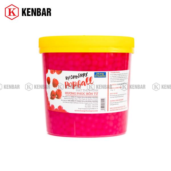 Thủy Tinh Hùng Chương Phuc Bồn Tử 3.2kg - Kenbar
