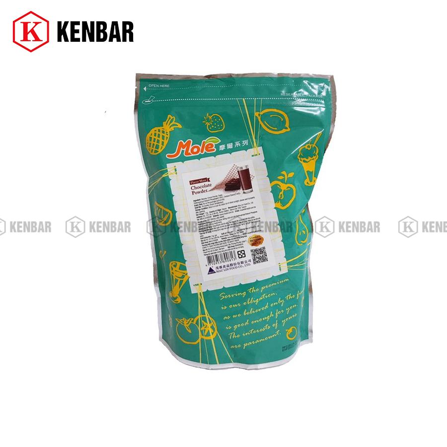 Bột Trà Sữa Socola Đài Loan 1kg(Mole) - Kenbar