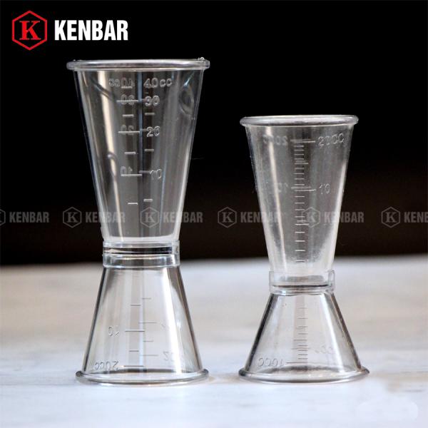 Dc Zingger Nhựa 20-40ml - Kenbar